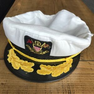 Accessories - Yachtsman scrambled eggs hat adjustable OS